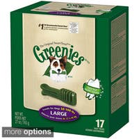 Greenies Dog Dental Chew Treats - Multi
