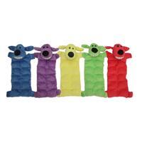 Multipet Loofa 12-inch Squeak Mat Dog Toy