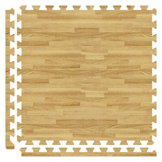 SoftWoods Floor Tile Set - Light Oak
