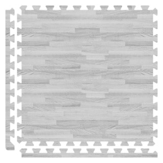SoftWoods Floor Tile Set - Grey