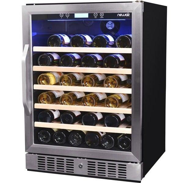 NewAir 52 Bottle Wine Cooler. Opens flyout.