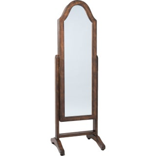 Hives & Honey Bell Shape Full-Length Mirror with Jewelry Storage (2 options available)