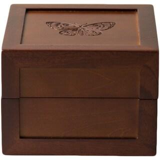 Hives & Honey Medium Butterfly Motif Jewelry Box