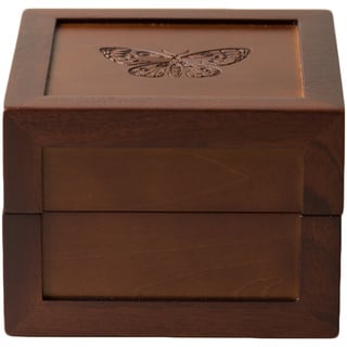 Hives & Honey Medium Butterfly Motif Jewelry Box