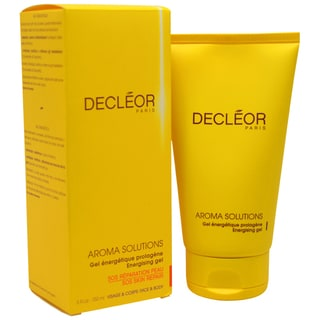 Decleor Aroma Solutions Energising Gel for Face and Body 5-ounce Gel