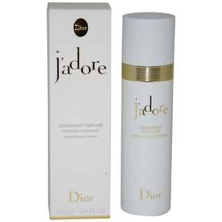 Christian Dior J'Adore Women's 3.4-ounce Perfumed Deodorant Spray