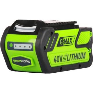 GreenWorks G-MAX 40V Lithium-Ion 4Ah Battery