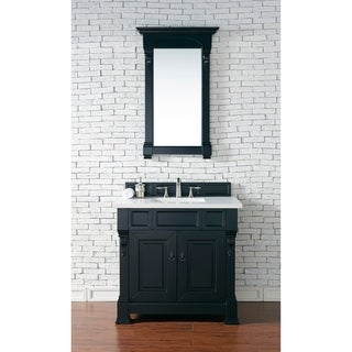 36-inch Brookfield Antique Black Single Vanity