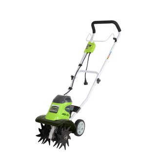 GreenWorks 27072 8-amp Corded Cultivator