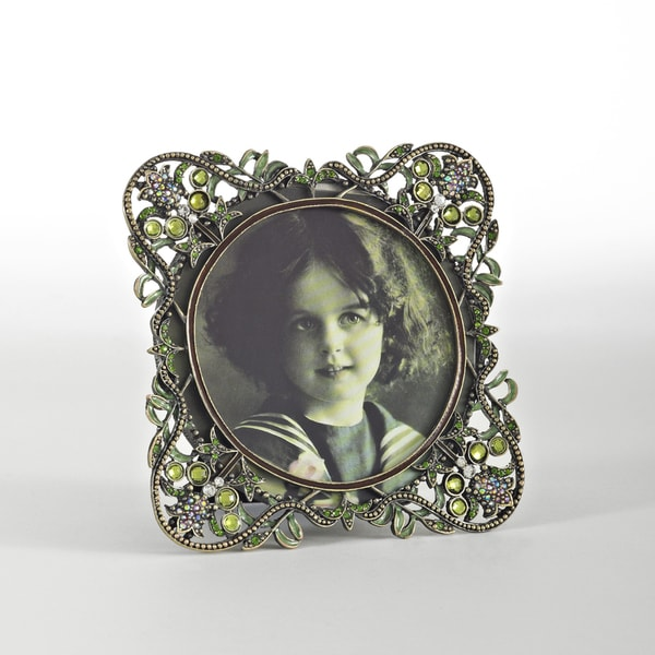 Jeweled Photo Frame