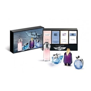 Thierry Mugler Women's 4-piece Variety Mini Fragrance Set
