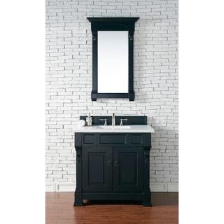 James Martin 35-inch Brookfield Single Vanity - Vanity Base Only