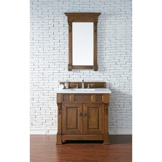 "Brookfield 36"" Single Cabinet, Country Oak (More options available)"