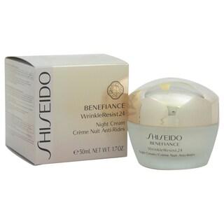 Shiseido Benefiance WrinkleResist24 1.7-ounce Night Cream