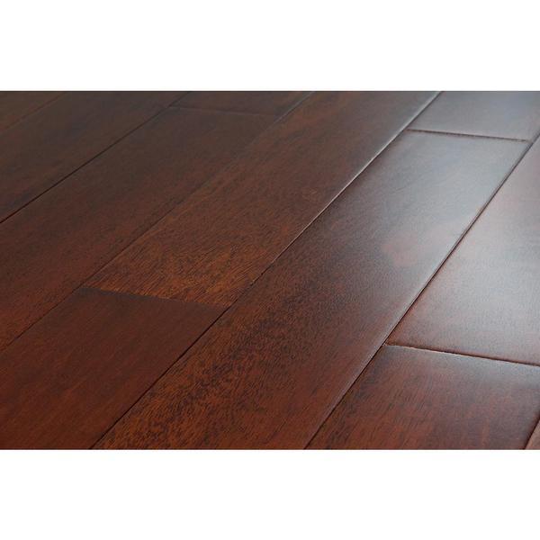 Shop Cadenza Hardwood Kempas Laminate Flooring Free Shipping Today