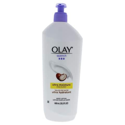 Olay Ultra Moisture 20.2-ounce Body Lotion with Shea Butter