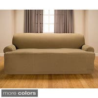 Sanctuary Galway Premium Stretch T-cushion Sofa Slipcover