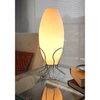 Cocoon Accent Single-light Modern Table Lamp