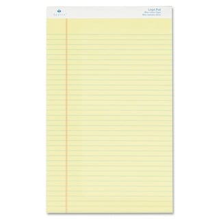 Sparco Legal Ruled Pads (Pack of 12 Dozen)