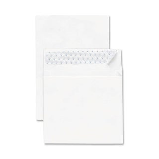 Sparco Plain Open-end Tyvek Expansion Envelopes - 100/CT