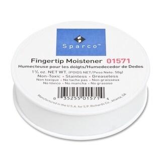 Sparco 1-3/4 Oz Greaseless Fingertip Moistener - Each