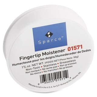 Sparco Fingertip Moistener (Box of 6)