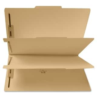 Sparco 6-part File Folders with Fasteners (Box of 25)|https://ak1.ostkcdn.com/images/products/9518954/P16697053.jpg?impolicy=medium