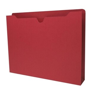 Sparco Reinforced Tabs Coloured File Jackets - 50/BX