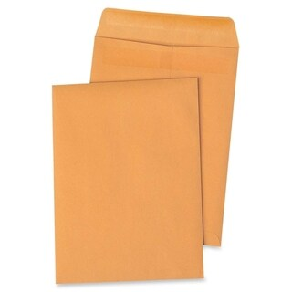 Sparco Kraft 16-inch Self-sealing Catalog Envelopes (Box of 100)