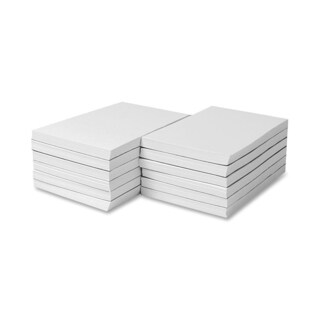 Sparco White Scratch and Figuring Pads (Box of 12)