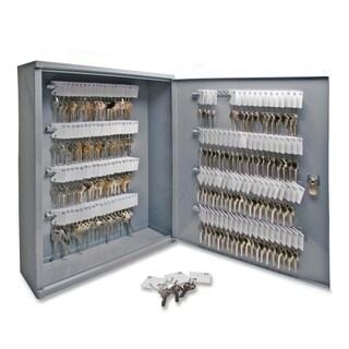Sparco All-Steel Secure Locking Key Cabinet - Each