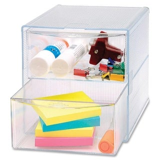 Sparco 2-Drawer Storage Organizer - Each