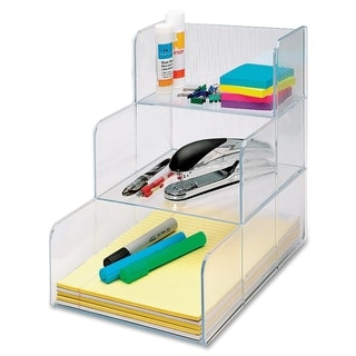 Sparco 3-Compartment Storage Organizer - Each