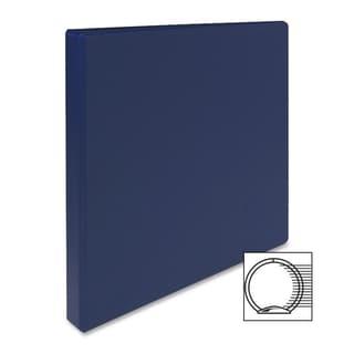 Sparco Blue 12-inch Vinyl 3-ring Binder