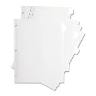 Sparco Laser Printer Indexing System Dividers - 5/PK