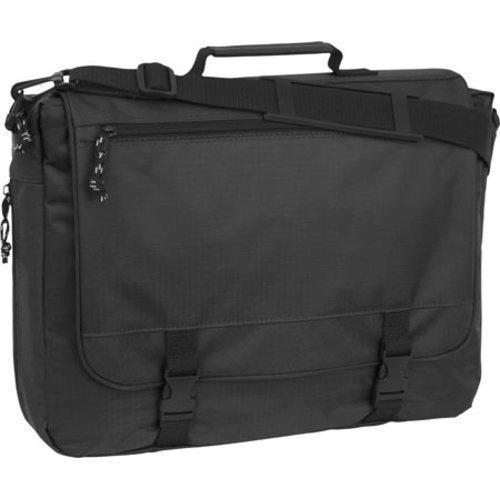 Mercury Luggage Book Bag Black (One Size)
