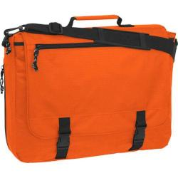 Mercury Luggage Book Bag Burnt Orange - Free Shipping On Orders ...