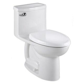 American Standard Linen Compact Cadet 3 Flowise 1-piece Toilet