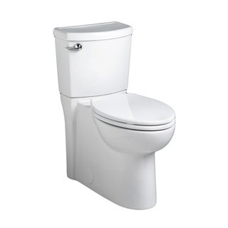 American Standard White Cadet 3 Concealed Trapway Right Height Elongated Toilet Combo