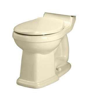 American Standard Bone PorToilet Seatmouth Champion4 Round-front Right Height Bowl (Bowl Only)