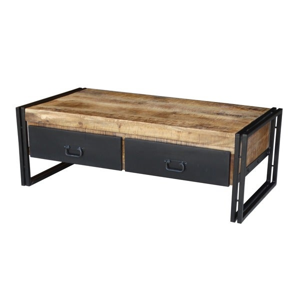 Shop Handmade Timbergirl Reclaimed Wood Coffee Table With