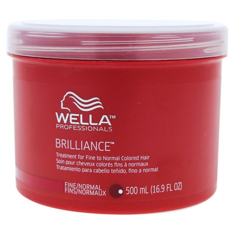 Wella Professional 16.9-ounc Brilliance Treatment for Fine to Normal Colored Hair