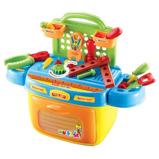 Berry Toys My First Portable Tool Box Play Set