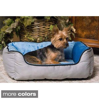 K&H Self-Warming Pet Lounge Sleeper