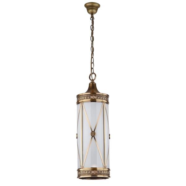 Safavieh Lighting 8.25-Inch Adjustable 3-Light Darby Small Brass ...