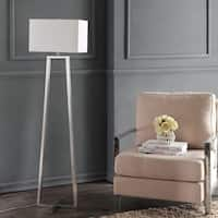 Safavieh Lighting 60-inch Lyell Nickel Floor Lamp