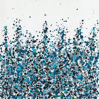 Aurelle Home 'The Dot' Canvas Wall Art