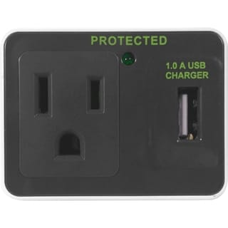 Patriot Memory UEL Station DUO Wall Outlet w/USB Charge Port
