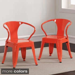 Shop Kids Tabouret Stacking Chair Set Of 2 Free