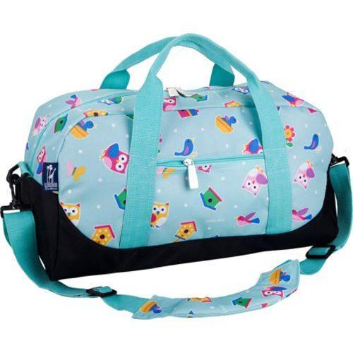 3282cbe288 Shop Girls  Wildkin Overnighter Duffel Bag Birdie - Free Shipping On ...